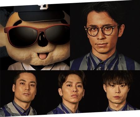 藤森慎吾&ドアラFISHが30日(金)の試合終了後にミニライブを開催
