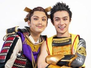 永田聖一朗さん(右)と久保田秀敏さん(左)