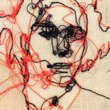 国内外で活躍している刺繍アーティストMUによる個展「GHOST」表参道ROCKETにて開催