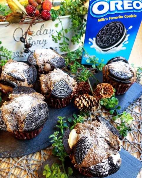 チョコレート カップケーキ レシピ2