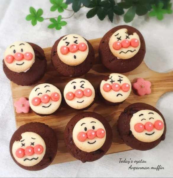 チョコレート カップケーキ レシピ3