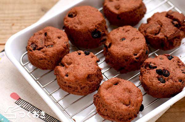 チョコレートクッキー レシピ