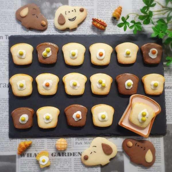 チョコレートクッキー レシピ5