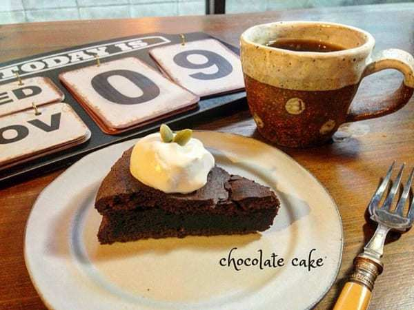 チョコレートケーキ レシピ