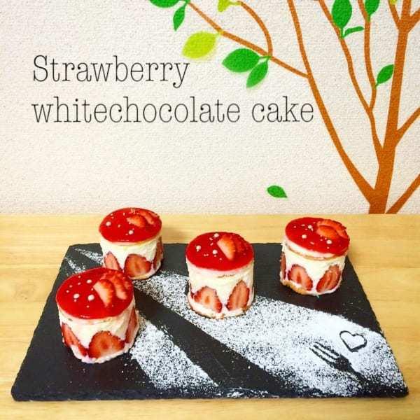 チョコレートケーキ レシピ2