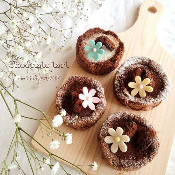 チョコレートケーキ レシピ5