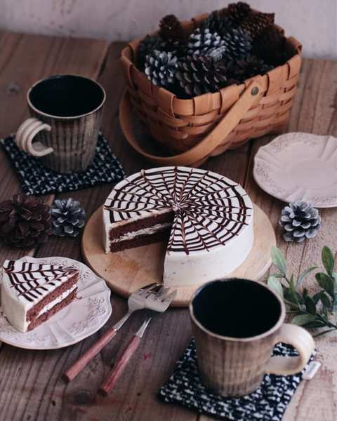 チョコレートケーキ レシピ11