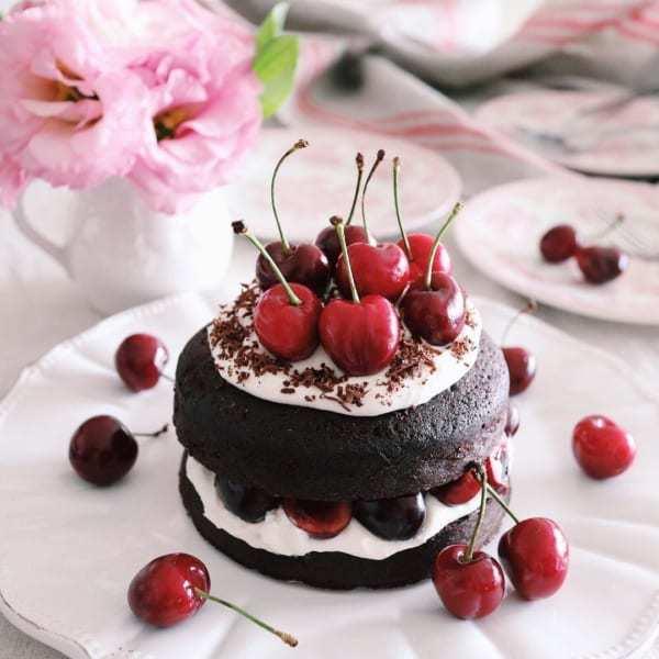 チョコレートケーキ レシピ19