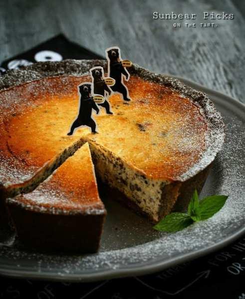 チョコレートケーキ レシピ21