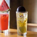 """夏だから京都で昼飲み! 驚きの""""果肉付きサワー""""でほろよい"""