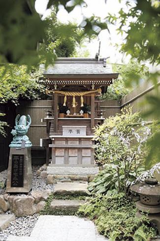 揚げもみじ神社(紅葉堂弐番屋)