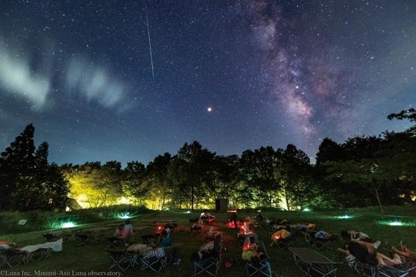 南阿蘇ルナ天文台オーベルジュ「森のアトリエ」