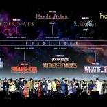 ロキ、ワンダ、ホークアイ…マーベルヒーローの新作タイトルが一挙公開。Disney+配信のドラマシリーズとして