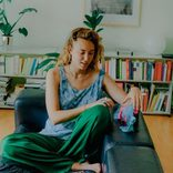 """14 Issue:Ricarda Messner(""""Flaneur Magazine"""" Publisher / """"SOFA"""" Editor in Chief, Publisher)"""