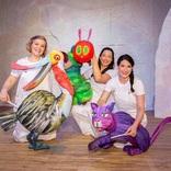 人気絵本『はらぺこあおむし』がショーに ニューヨークで話題の『はらぺこあおむしショー』が日本に初上陸
