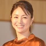 井川遥、新たな撮影に「髪を切って臨みました」 新ヘアスタイルに反響