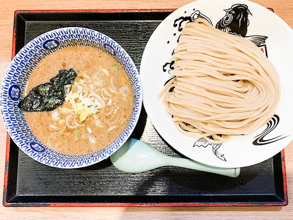 「日本の中華そば富田」の濃厚つけ麺
