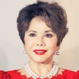 デヴィ夫人、ローマで日本人に密着 その様子に東貴博「付き人みたい」