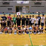 バスケットボール女子元日本代表の吉田亜沙美さんが子どもたちに直接指導! 東京2020開催1年前イベント