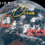 7月は梅雨寒から猛暑に これから「台風」シーズン