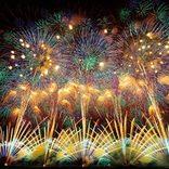 """8月3日開催の「花火大会」37選!関東近郊で合計約""""30万発""""もの花火が夜空に打ち上がる"""