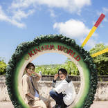 橋本祥平&川隅美慎が初の沖縄で男二人旅「HEY-B TALK!」DVDが登場!特典に3ショットチェキ会も