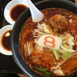 【麻辣】8番らーめんの「野菜麻辣らーめん」がウマすぎた! 香り高いシビ辛味と甘め肉味噌のコラボが神 / これは日本風麻辣の最高峰だ