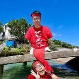 乙武洋匡「人生で赤いフンドシをつける日が来るとは…」 せやろがいおじさんとのコラボ動画に反響