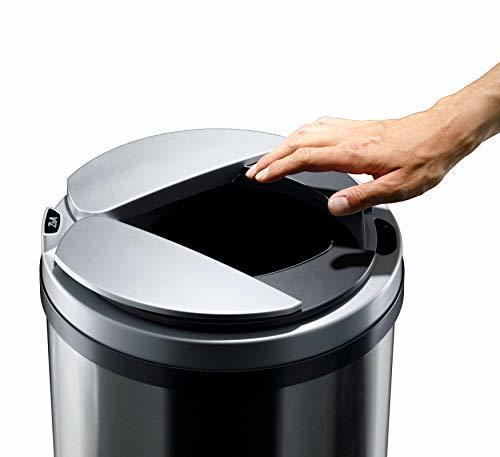 【ひらけ、ゴミ箱】ZitA ジータ ゴミ箱 おしゃれ 45リットル ダストボックス 自動 自動ゴミ箱 センサー