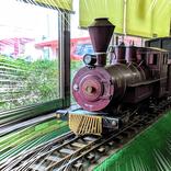 【衝撃】機関車が定食を運ぶ「とんかつきむら」に行ってきた / 佐賀県鳥栖市は鉄道のまち