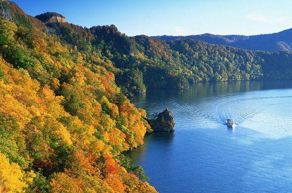 秋絶景全国