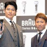 鈴木亮平、井上尚弥との初対面でまさかのスパーリングに「勝てるな」