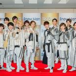 SixTONES・Snow Man 2組同時メジャーデビュー発表にファン大歓声!「素顔4」の発売も決定