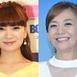 保田圭、華原朋美の出産直前の姿を公開 「ベビちゃんに会える日が楽しみ」