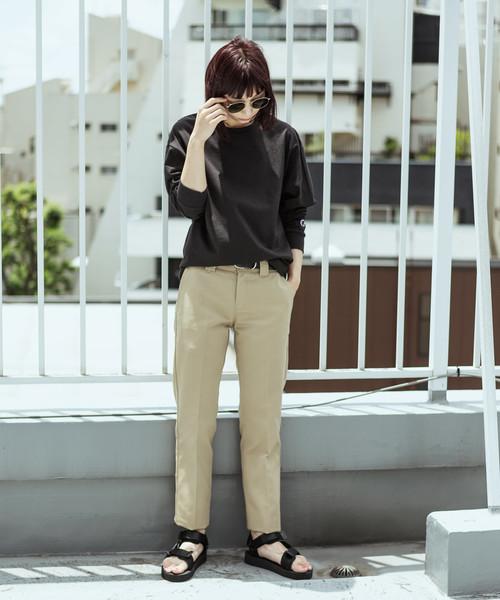 [ROOP TOKYO] Dickies/ディッキーズ ローライズワークパンツ