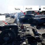 米国家運輸安全委員会のテスラ・モデルX事故の暫定報告書を読む