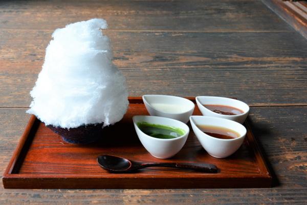 真茶園 茶氷