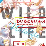 野生動物の生活はワイルド&キュート! ほのぼの4コマに笑って学んで時々ドッキリ