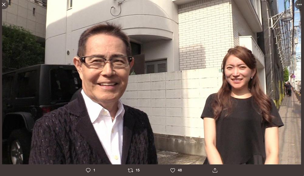 加藤茶、妻・綾菜さんとは逆玉だった!?「俺、貯金ゼロだった」 - 趣味 ...