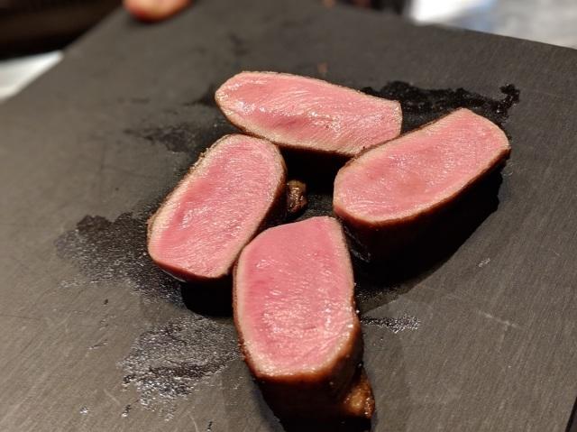 ビーフ ステーキ ツイステ