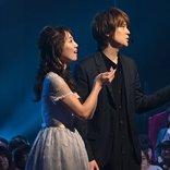 浦井健治&咲妃みゆ『UTAGE!』初登場!千賀健永と共にミュージカルを作り上げる