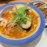 リンガーハットの『トムヤムクンちゃんぽん』を食べてみた! 長崎とタイのソウルフードが出会うべくして出会ったと実感する味!!