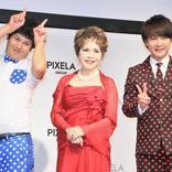 デヴィ夫人、坂口杏里逮捕の報にコメント 流れ星「7対3でもらえる浅井企画が大好き」