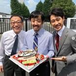 『ノーサイド・ゲーム』で濱津隆之 「彼らに恥じない自分でありたい」ゴルフ場責任者・青野宏を熱演