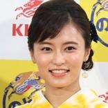 小島瑠璃子、スイカ柄ビキニ姿に「かわいすぎ!」「スタイル良い」と反響