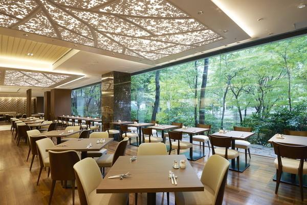 洗練された空間、ホテルの一流のサービスが受けられます