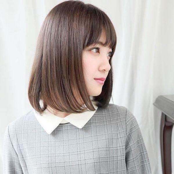 大人ボブの髪型カタログ☆30代40代女性に人気のヘアスタイルを大公開 ...