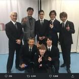 元・男闘呼組の成田昭次の姿にファン感無量 「昭次くん元気そうで良かった」