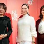 奈美悦子が美脚を披露 「もうすぐ70歳」にアンミカもびっくり