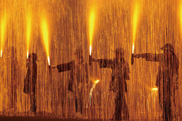 第24回炎の祭典~炎の舞~